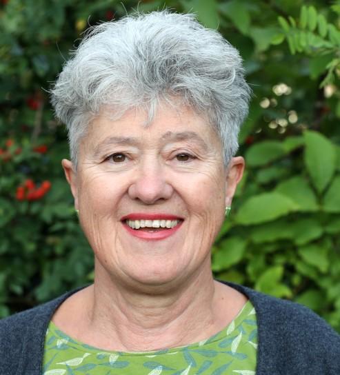 Stadträtin Christa Grötsch