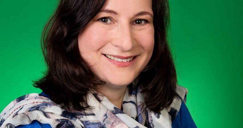 Eva Trapp, Referentin für Öffentlichkeitsarbeit