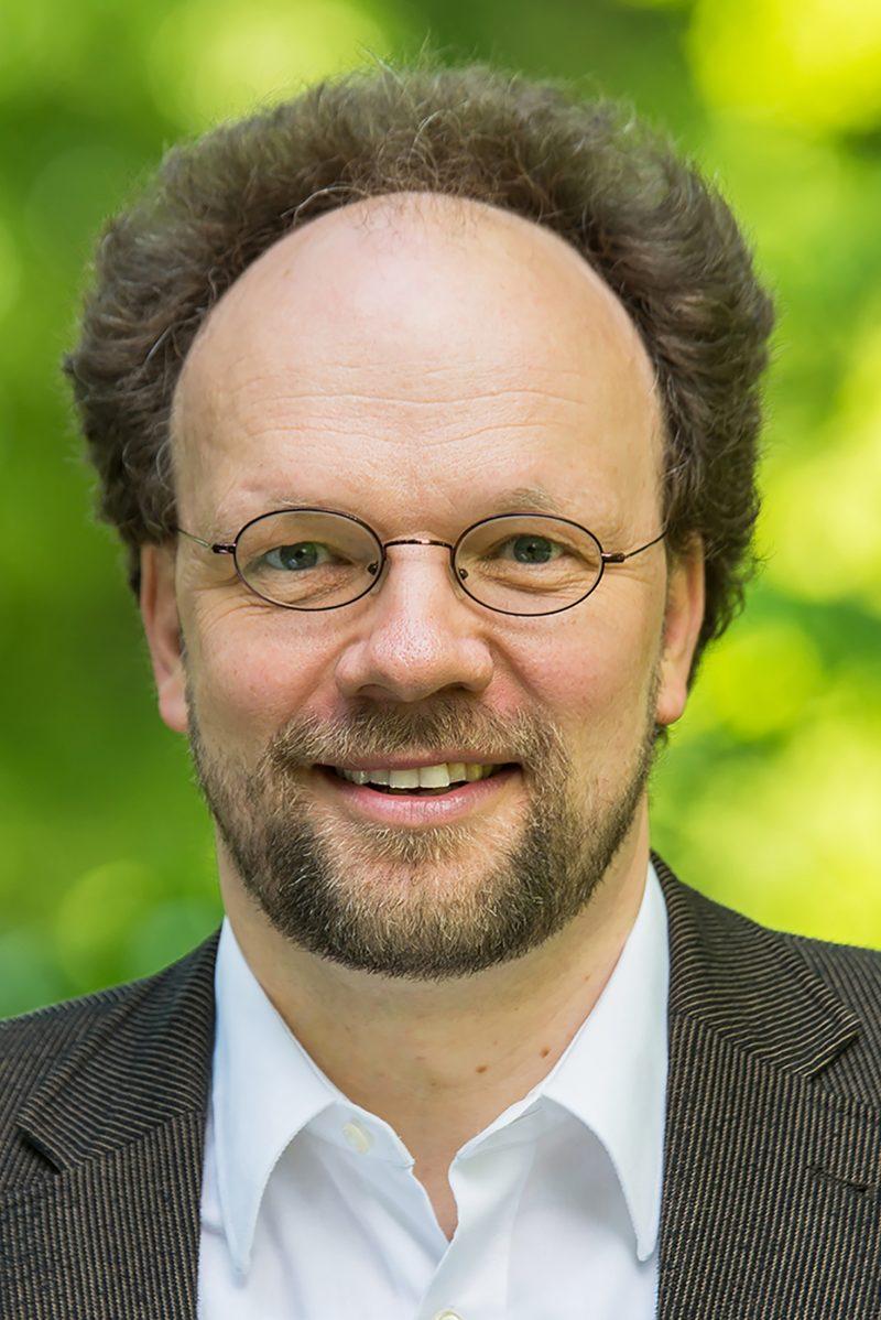 Fraktionsvorsitzender Patrick Friedl