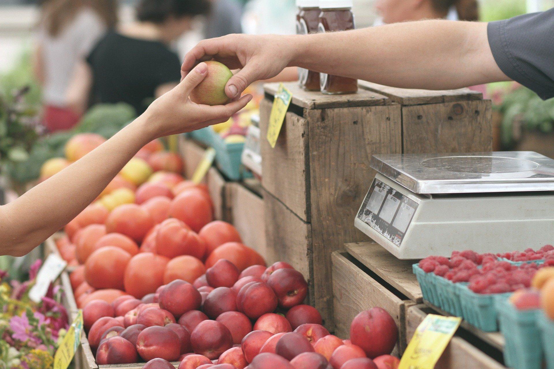Lengfelder Bauernmarkt eröffnet!