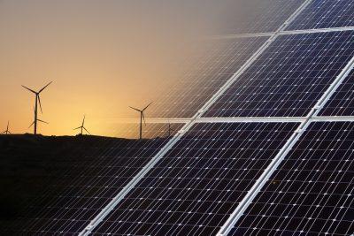 Windkraft und Photovoltaik