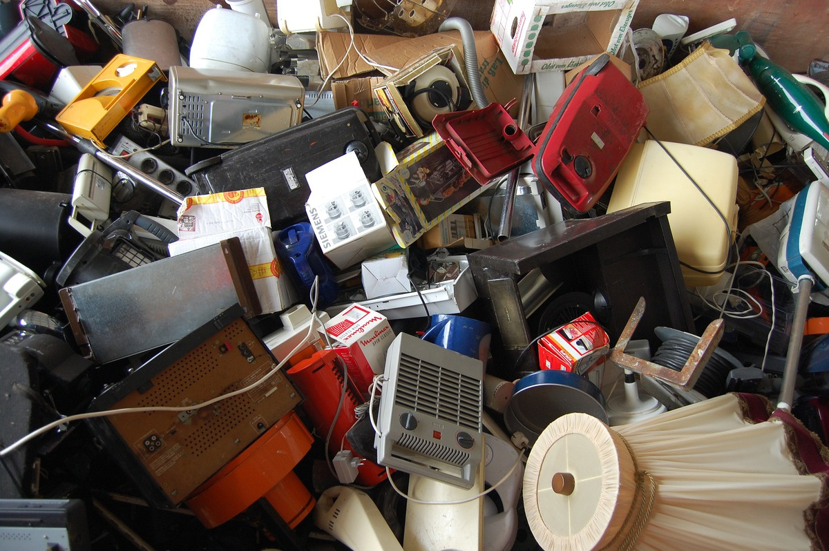 NACHGEFRAGT: Verbleib Elektroschrott
