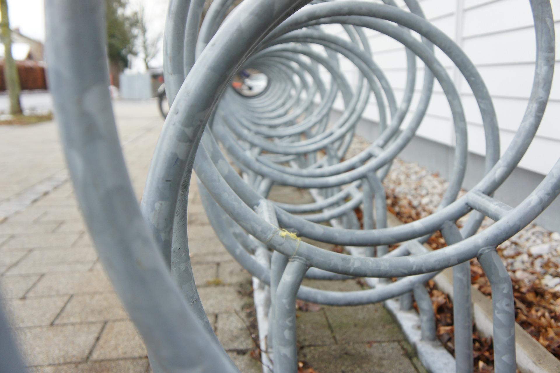 Fahrradspirale